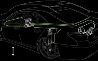 Как увеличить клиренс автомобиля своими руками