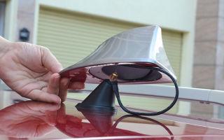 Внешняя автомобильная антенна на крышу: как правильно установить