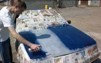 Покраска авто своими руками: инструкция, инструмент, материалы