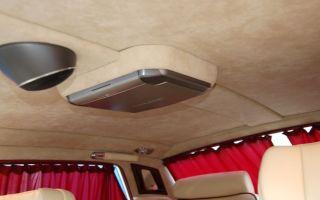 Перетяжка потолка в машине своими руками, как перятнуть потолок