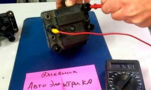 Как проверить катушку зажигания мультиметром, видео