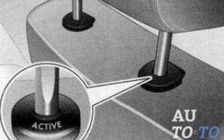 Активные подголовники: что это, как работают, устройство