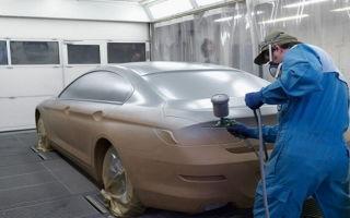 Резиновая краска для тюнинга авто, пластидип