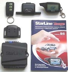 Автосигнализация starline: цена, эксплуатация, виды Старлайн