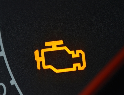 Обозначение значков на панели приборов