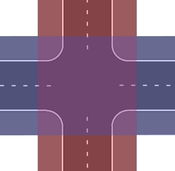 Проезжая часть: ПДД, правила движения, пересечение, разметка