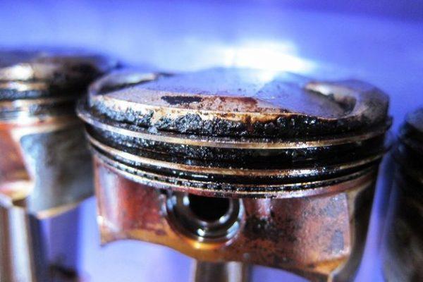 Раскоксовка поршневых колец простыми методами.