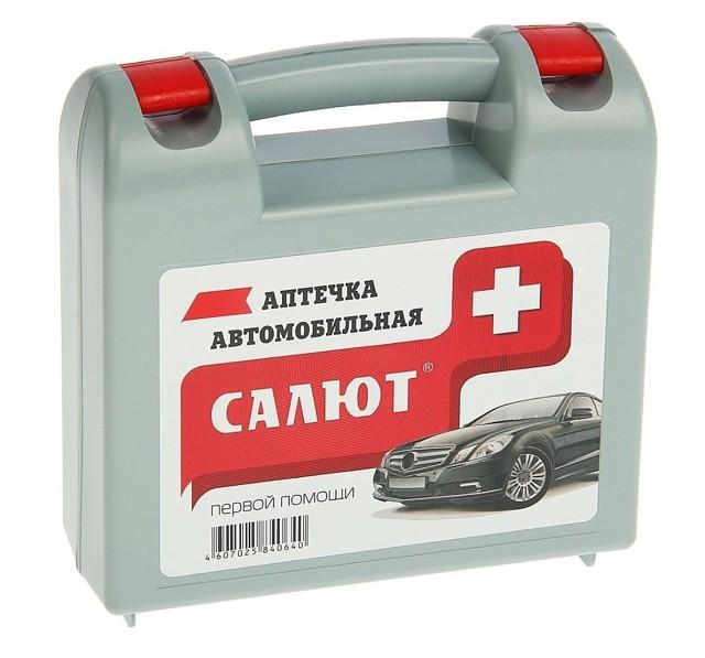 Автомобильная аптечка: состав, правила применения