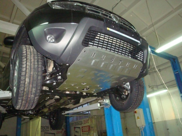 Защита картера двигателя и КПП своими руками. Какую лучше купить? Крепление, установка пластиковый защиты