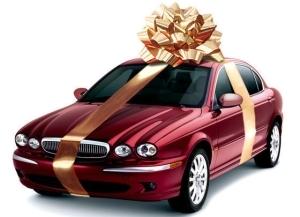 Дарение машины или как сделать подарок правильно
