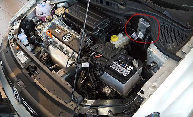 Электронный блок управления (ЭБУ) двигателя: принцип работы