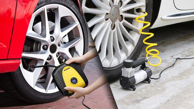 Как выбрать лучший автомобильный компрессор для подкачки шин