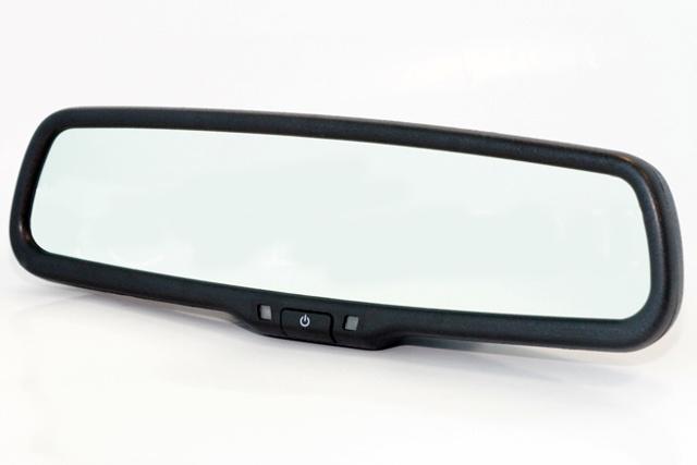 Камера заднего вида с монитором: цена, установка в зеркало