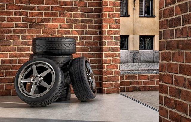 Как правильно хранить колеса на дисках и без дисков, хранение шин