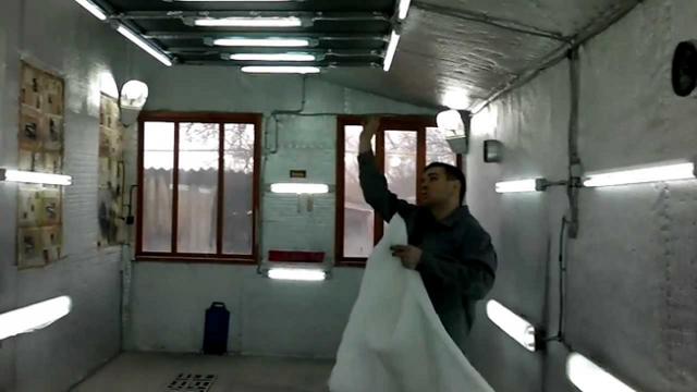 Покрасочная камера: устройство, как сделать своими руками в гараже