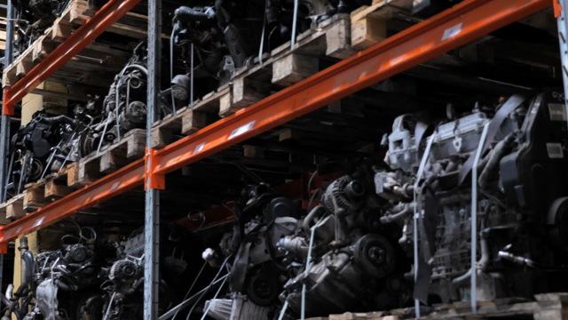 Что такое контрактный двигатель: где и как купить