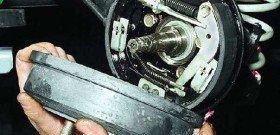Проточка тормозных дисков своими руками без снятия (видео)