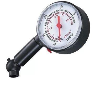 Манометр для измерения давления шин: какой купить?