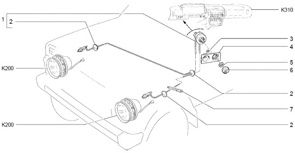 Корректор фар: принцип работы, где находится, гидрокорректор