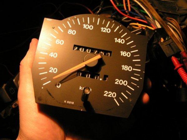 Как смотать одометр, смотать спидометр своими руками, видео