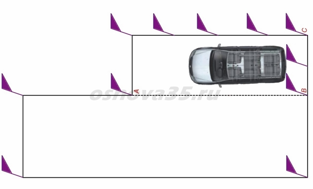 Параллельная парковка задним ходом: как научиться