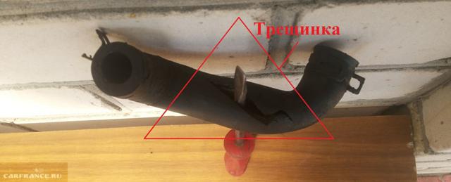 Подсос воздуха двигателем: симптомы, как проверить и найти место во впускном коллекторе, где может подсасывать. Как определить с помощью дымогенератора и устранить причину