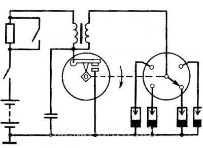 Электронное зажигание своими руками: схемы, установка