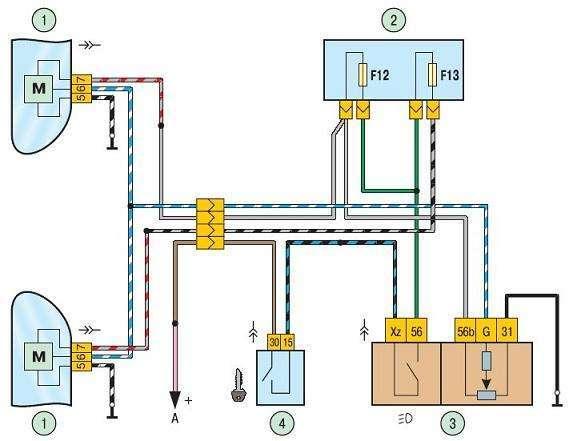 Почему не работает корректор фар; гидрокорректор, электрокорректор
