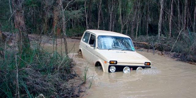 Авто для рыбалки и охоты, какие машины лучше