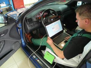 Как самому сделать диагностику двигателя автомобиля, компьютерную
