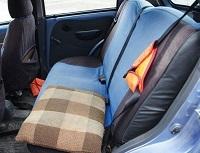 Удерживающие устройства для детей в автомобиле. Как выбрать.