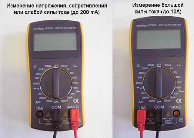 Как пользоваться мультиметром dt, инструкция, видео