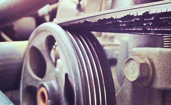 Свистит ремень генератора; причины и способы устранения.