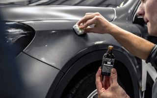 Как наносится защитная полироль для кузова автомобиля