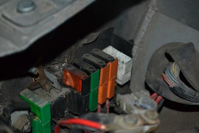Не работает вентилятор печки, почему перестал включаться