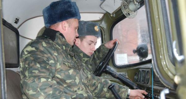 Права от военкомата: обучение, сдача, документы для направления