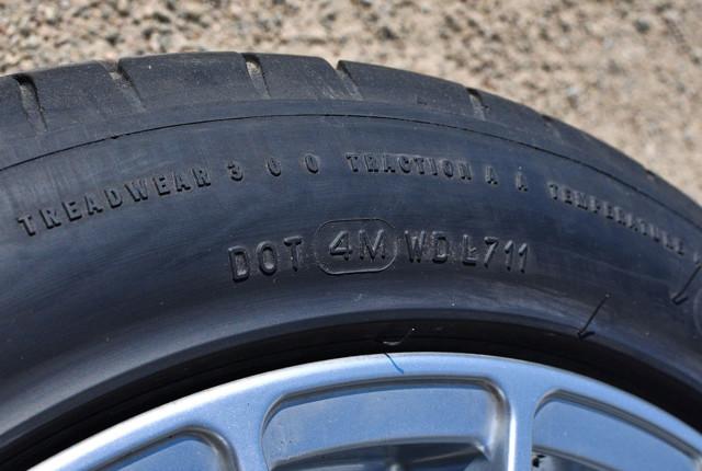 Цветные полоски на шинах, маркировка автомобильных покрышек.