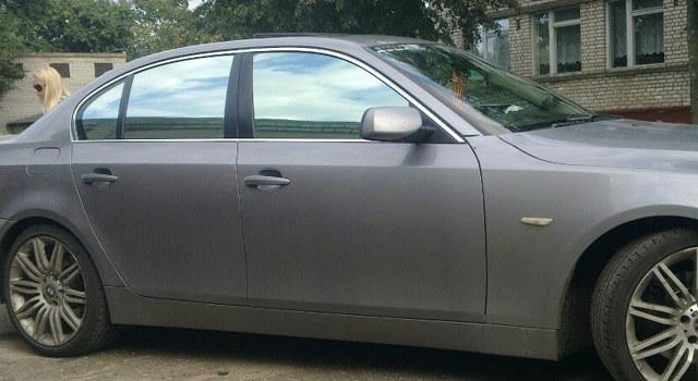 Зеркальная тонировка стекол на авто: разрешена или нет