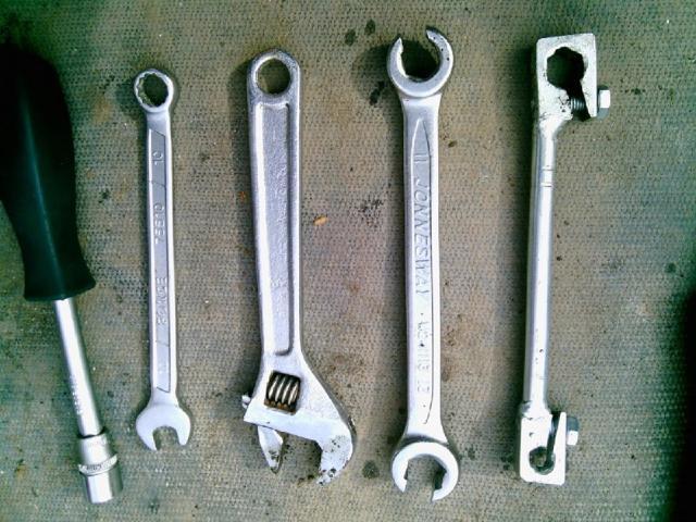 Армированные тормозные шланги для авто: изготовление, инструкция