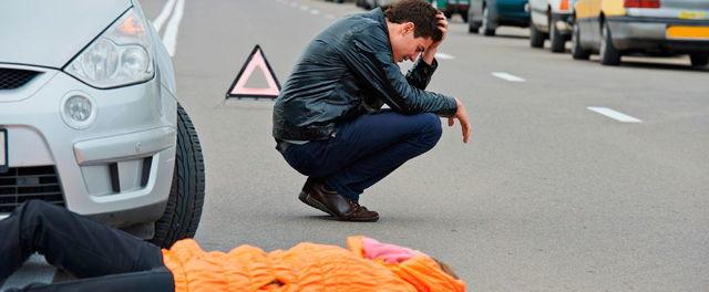 Сбил пешехода на пешеходном переходе: наказание, ответственность