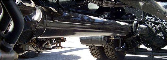 Балансировка карданного вала, ремонт своими руками