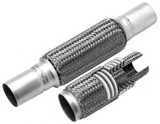 Замена гофры глушителя своими руками: как выбрать по размеру, приварить без снятия приемной трубы с автомобиля