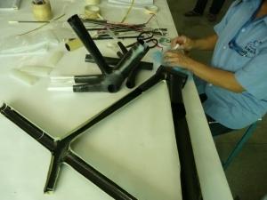 Карбон своими руками, видео изготовления в домашних условиях