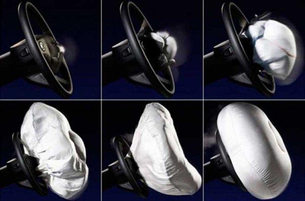Загорелась лампочка подушки безопасности - что делать? Почему загорелась подушка безопасности, как убрать ошибку airbag, srs