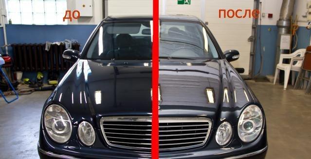 Полироль для стекла авто от царапин, жидкое стекло для лобового