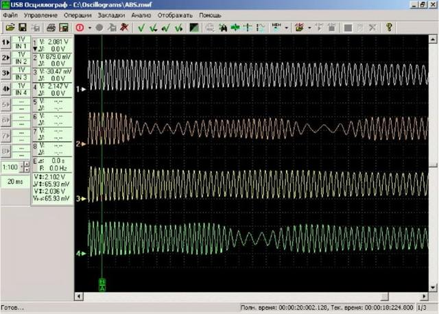 Как проверить датчик АБС тестером. Видео проверки на работоспособность датчика abs мультиметром