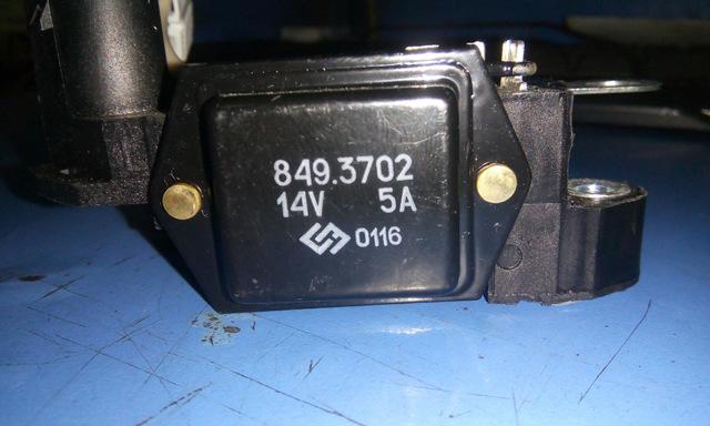 Замена щеток генератора, видео замены без снятия