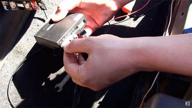 Как установить парктроник (передний, задний) своими руками, видео