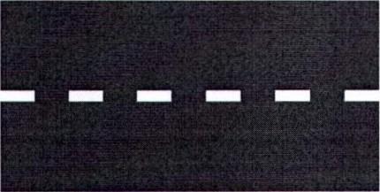 Красная разметка на дороге: что означает; временная дорожная разметка