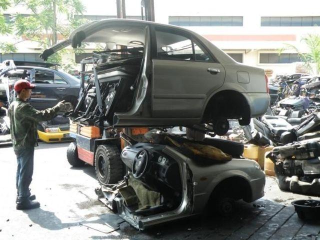 Машина конструктор, авто распил: что такое, как не купить